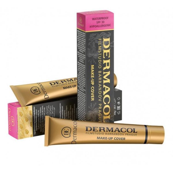 dermacol make up cover spf30 grim za zheni 30 gr nyuans 225 246319